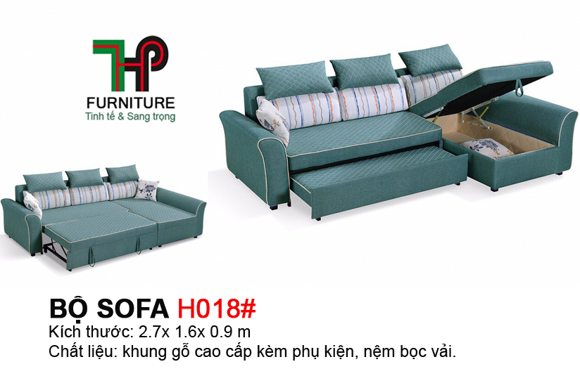 Sofabed lớn HTP-MTBED.H018#